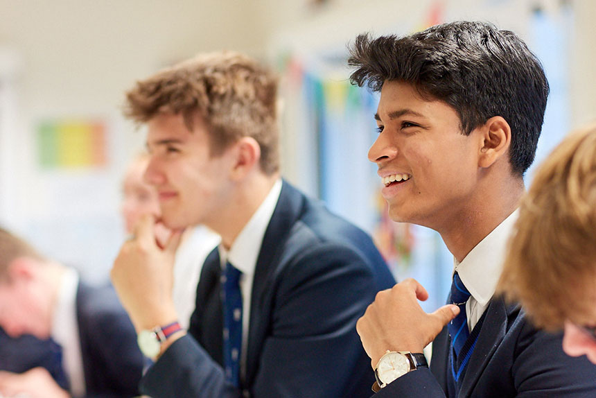 A warm welcome to Christ College